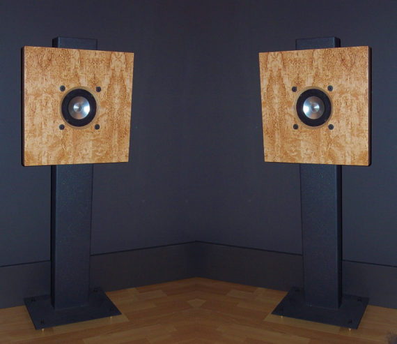 Hifi-Lautsprecher-Maple